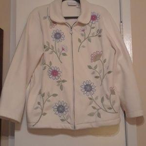Alfred Dinner fleece jacket